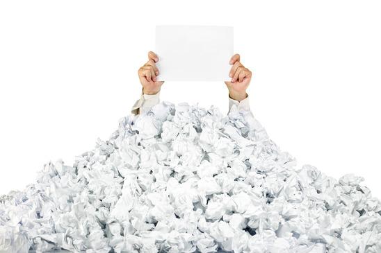 Perdu dans le papier ?