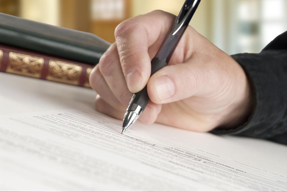 Signature sans papier